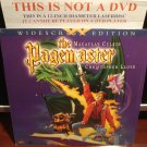 LD Children THE PAGEMASTER 1993 MaCaulay Culkin Lot#2 LTBX Special Edition Laserdisc Video [8641-85]
