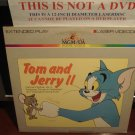 LD Animation TOM AND JERRY II: CARTOON FESTIVAL VOLUME 2 1944 Laserdisc Movie [ML100146]