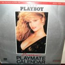 LD Adult PLAYBOY VIDEO PLAYMATE CALENDAR (1989) India Allen Diana Lee Laserdisc Video [ID6584HB]
