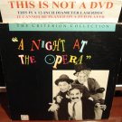 LD Criterion A NIGHT AT THE OPERA (1935) Groucho Marx Lot#2 CAV Collection Laserdisc [CC1131L / 31]