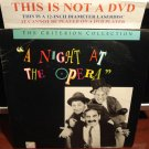 LD Criterion A NIGHT AT THE OPERA (1935) Groucho Marx Lot#3 CAV Collection Laserdisc [CC1131L / 31]