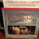 LD Criterion KWAIDAN (1964) Michiyo Aratama The Voyager Collection CLV Laserdisc [CC1237L Spine 119]