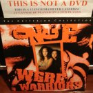 LD Criterion ONCE WERE WARRIORS 1993 Rena Owen Lot#2 CLV The Voyager Laserdisc [CC1434L Spine: 282]