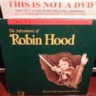 LD Criterion THE ADVENTURES OF ROBIN HOOD (1938) Lot#3 CAV 50th Anniv Laserdisc [CC1166LL / 66]