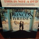 LD Criterion THE PRINCESS BRIDE 1987 Cary Elwes Lot#8 CAV Spine#40 Laserdisc [CC1140L]