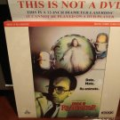 Laserdisc BRIDE OF RE-ANIMATOR 1989 Bruce Abbott HP Lovecraft Rare Sci-Fi Horror LD Movie [ID7610IV]