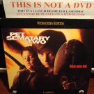 Laserdisc PET SEMATARY TWO 1991 Edward Furlong LTBX Horror Terror LD Movie [LV 32747-WS]