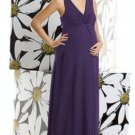 Alfred Sung M 406......Maternity / Full Length Dress.....Concord......Sz 22