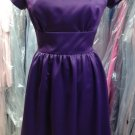 Sample Dress.....Cocktail, Sleeveless Dress...African Violet....Size 8