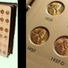 Lincoln Memorial Cents 1934-2010 (243) coins CH BU and Gem Proof in a Deluxe Dansco album.