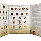 44 Coin Lincoln Cent Type Set - Includes Proofs!