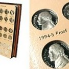 Jefferson Nickels 1965-2010 Complete Set CH BU and Gem Proof