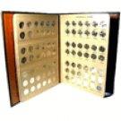 Roosevelt Dimes 1946-1964 Complete Set CH BU Only