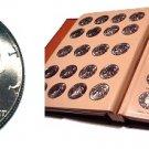 Kennedy Half Dollar Set 1964-2010 Collection in BU and CH BU