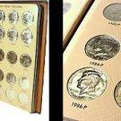 Kennedy Halves 1964-2010 Set CH BU & GEM Proof -No Varieties