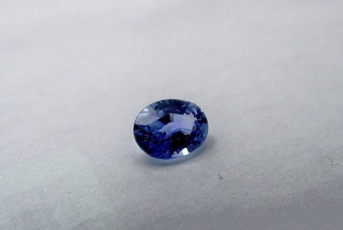Ceylon Blue Sapphire 1.45 Ct Natural
