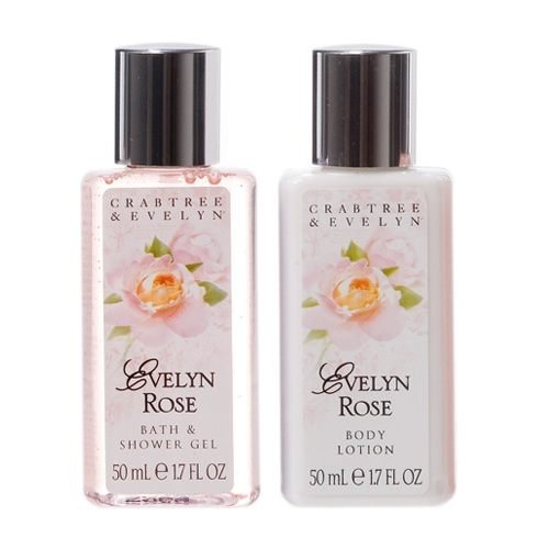 Crabtree & Evelyn EVELYN ROSE Set