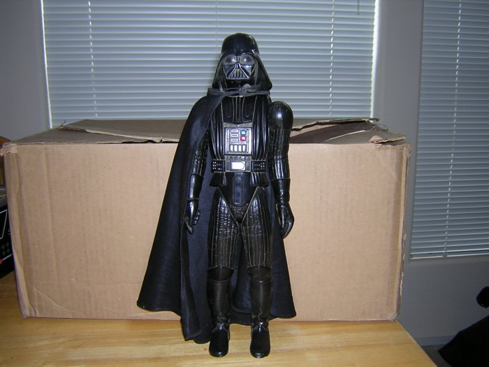 Darth Vader 1978 Action Figure