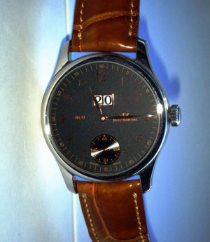 Rene Marchal Big-D watch for collectors