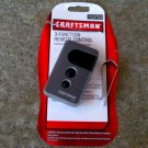 Craftsman Sears Remote 139.53753 Garage Door Opener Control 53753 373LM 373P 950D 953D Liftmaster
