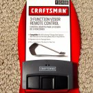Craftsman Remote Garage Door Opener 30498 53681 53879 53753 895MAX 893MAX 139.30498 Liftmaster