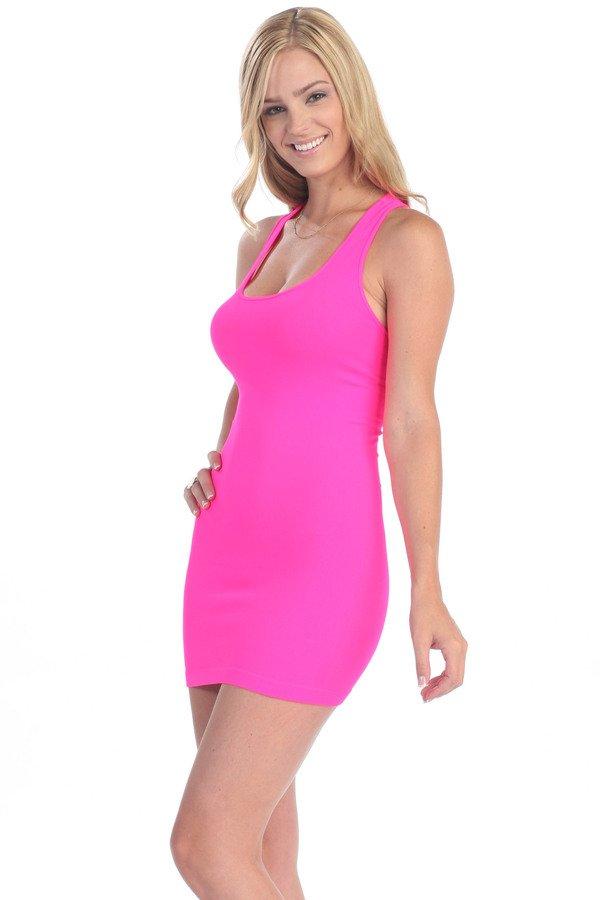 Pink Tight Dress – teda.tk
