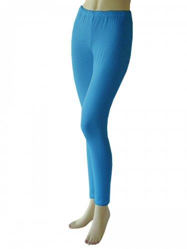 Turquoise Leggings Yoga Pants