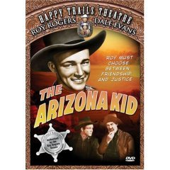 The Arizona Kid - BRAND NEW DVD FACTORY SEALED