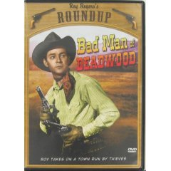 Bad Man of Deadwood - BRAND NEW DVD FACTORY SEALED