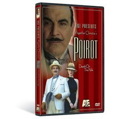 Poirot - Death On The Nile BRAND NEW DVD FACTORY SEALED