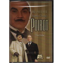 Poirot - The Hollow BRAND NEW DVD FACTORY SEALED