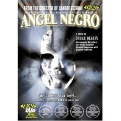 Angel Negro - (New DVD Factory Sealed)