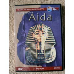 Aida - BRAND NEW DVD FACTORY SEALED