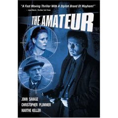 The Amateur - BRAND NEW DVD FACTORY SEALED