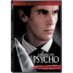 American Psycho - BRAND NEW DVD FACTORY SEALED