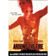 Around The Fire - BRAND DVD FACTORY SEALED