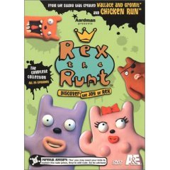Rex The Runt - BRAND NEW FACTORY SEALED DVD BOX SET