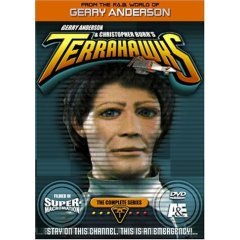 Terrahawks The Complete Series - BRAND NEW DVD BOX SET FACTORY SEALED