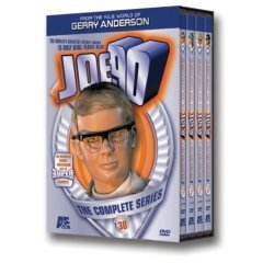 Joe 90 The Complete Series - BRAND NEW DVD BOX SET FACTORY SEALED
