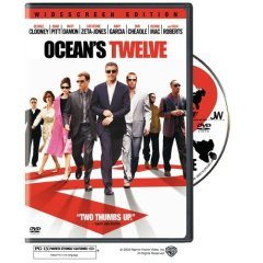 Ocean's Twelve (New DVD Widescreen)