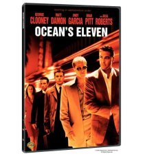Ocean's Eleven NEW DVD FACTORY SEALED