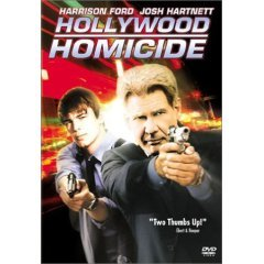 Hollywood Homicide (New DVD Widescreen/Full Screen)