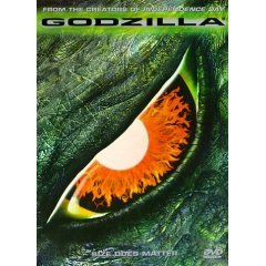 Godzilla NEW DVD FACTORY SEALED