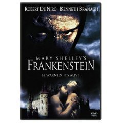 Mary Shelley's Frankenstein NEW DVD FACTORY SEALED