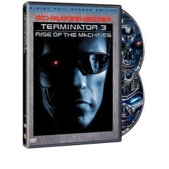 Terminator 3 (New DVD Full Screen)