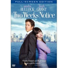 Two Weeks Notice NEW DVD FACTORY SEALED