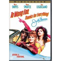 To Wong Foo, Thanks For Everything! NEW DVD FACTORY SEALED