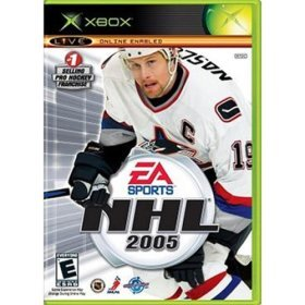 NHL 2005 - XBOX - NEW FACTORY SEALED