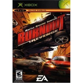 Burnout Revenge - XBOX  - NEW FACTORY SEALED