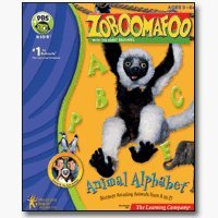 Zoboomafoo Animal Alphabet - CD ROM - NEW FACTORY SEALED